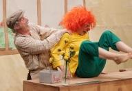 Schaubühne Augsburg: Meister Eder und sein Pumuckl (ab 3) mit : Daniela Reith und Christian Beier
